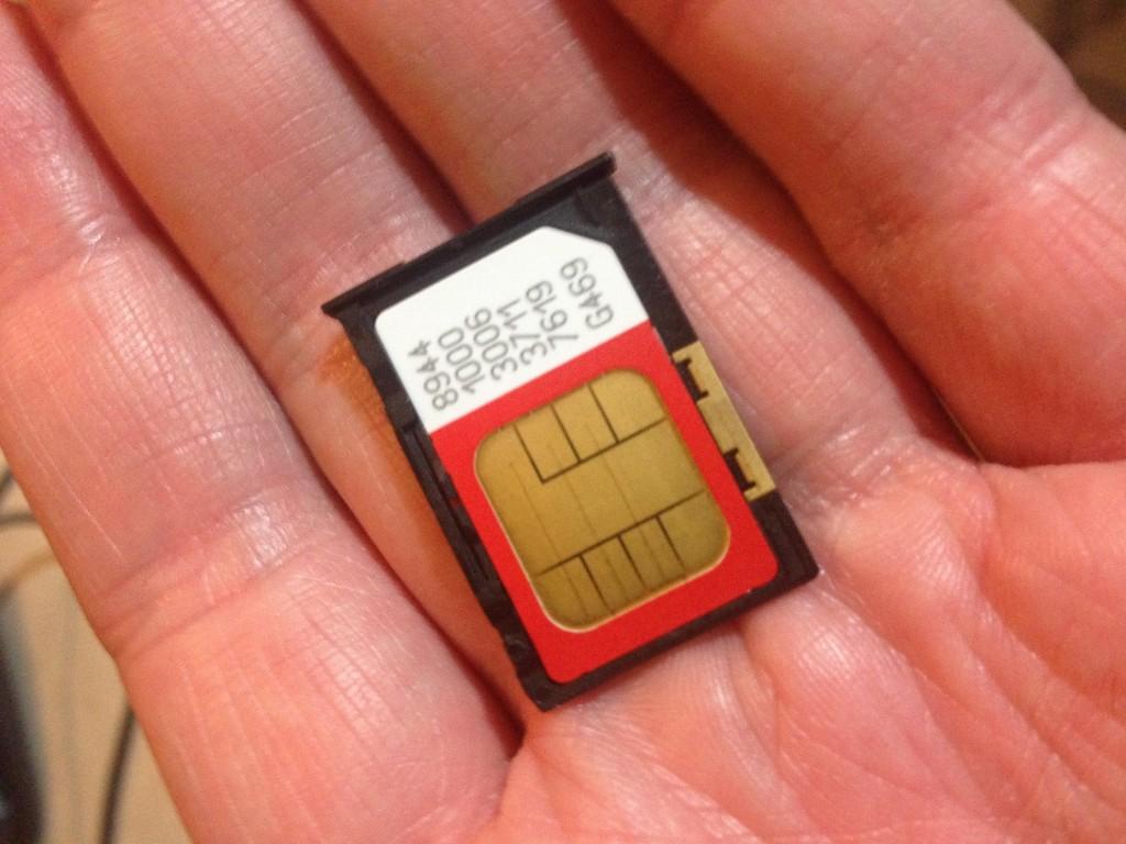 SIM from Dualcom